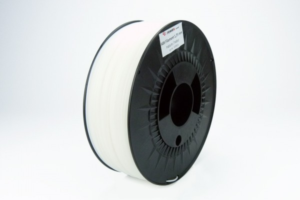 ABS Filament natur 1.75 mm 2.3 kg
