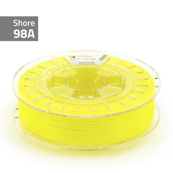 TPU-Filament FLEX MEDIUM neongelb 1.75 mm