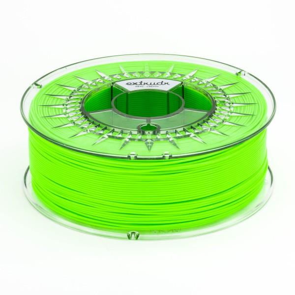 PETG Filament 1.75 mm neongrün RAL 6038