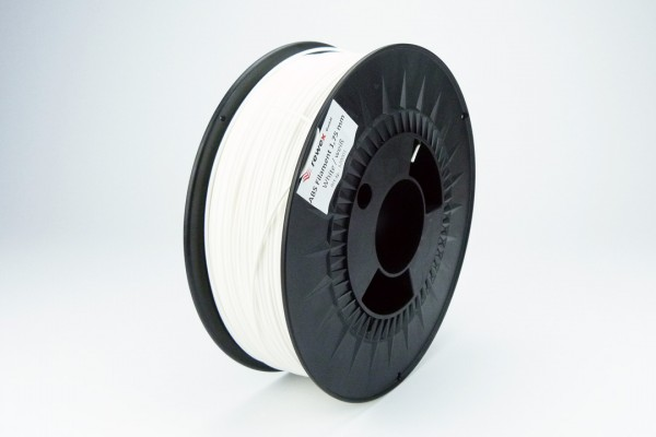 ABS Filament weiß 1.75 mm