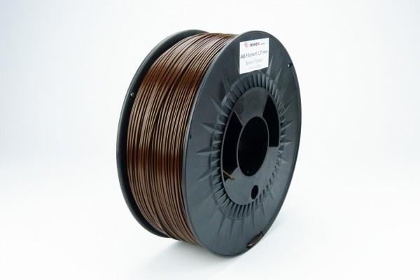 ABS Filament braun 1.75 mm