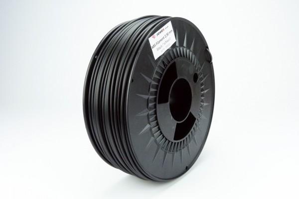 ABS Filament schwarz 2.85 mm 2.3 kg