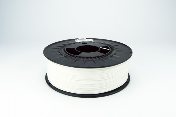 PLA Filament weiß 1.75 mm 2,5 kg