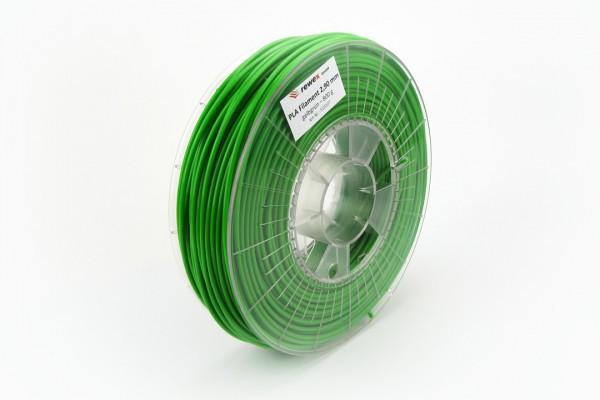 PLA Filament gelbgrün RAL 6018 2.85 mm
