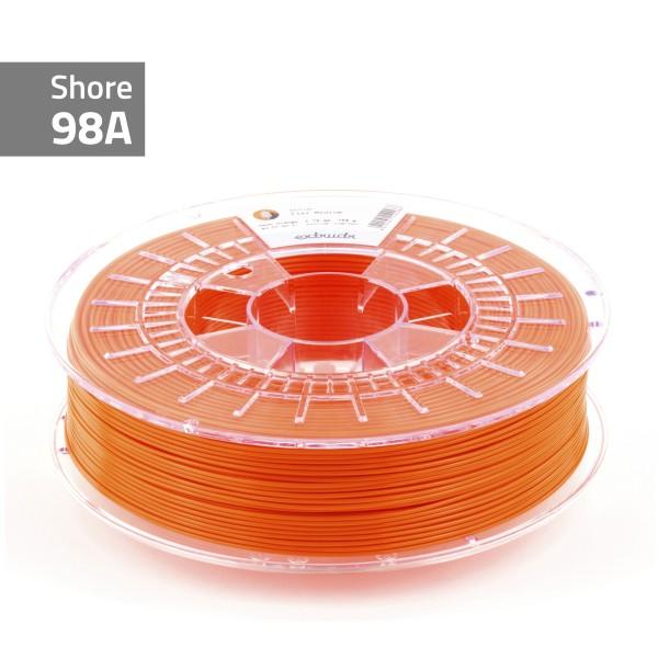 TPU-Filament FLEX MEDIUM neonorange 1.75 mm