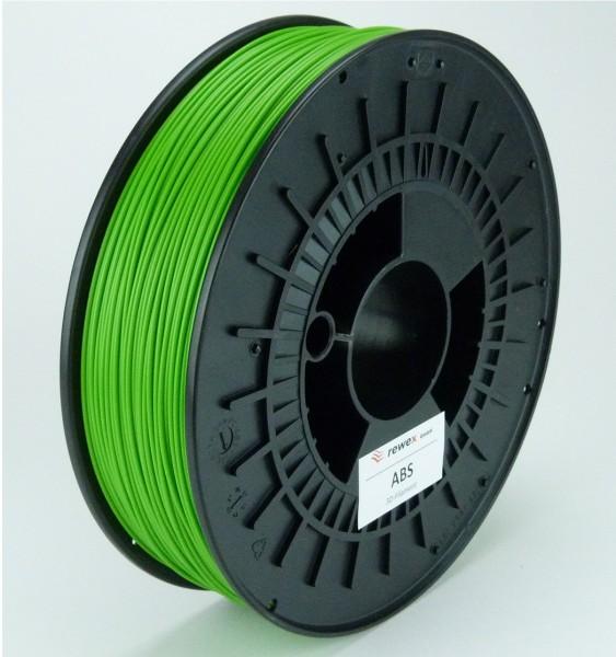 ABS Filament gelbgrün 2.85 mm 2.3 kg