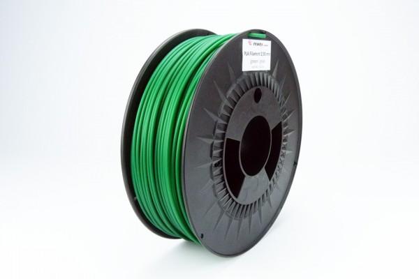 PLA Filament 2.85 mm hellgrün (RAL6037)