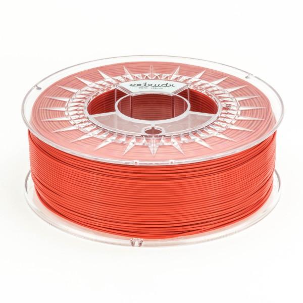 PETG Filament 1.75 mm hellfire rot RAL 3024