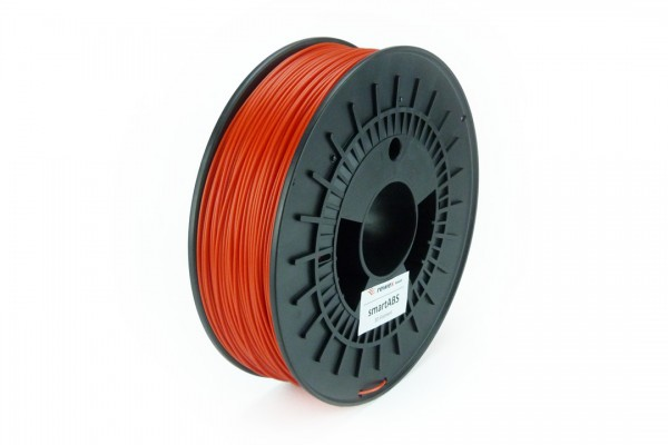 smart ABS Filament signalrot 1.75 mm