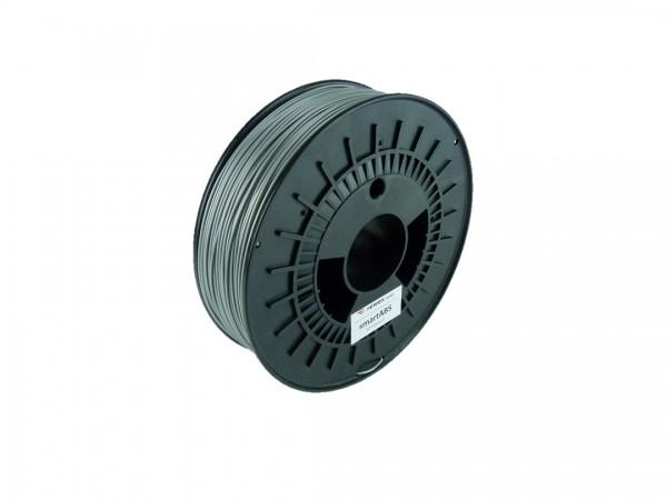 smart ABS Filament silberfarben 1.75 mm