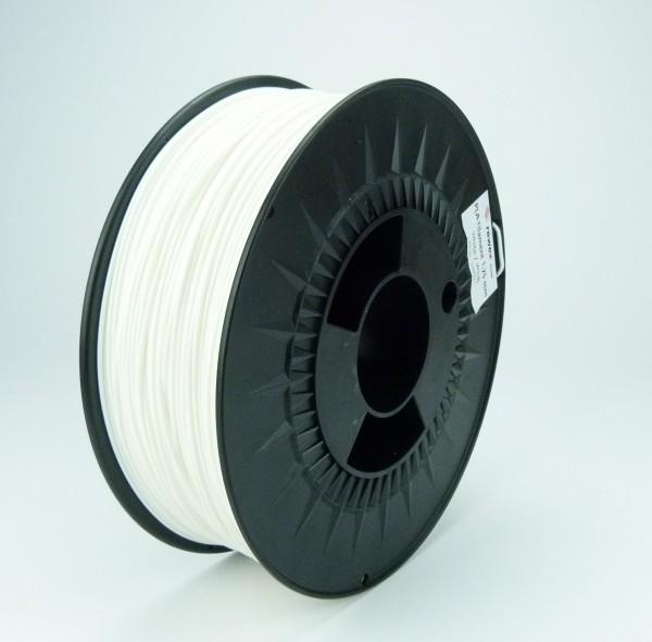 PLA Filament weiß 1.75 mm (RAL9003)