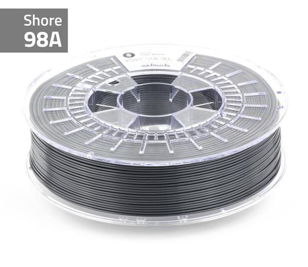 TPU-Filament FLEX MEDIUM anthrazit 1.75 mm