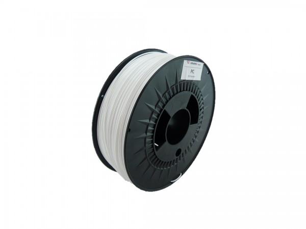PC-Filament weiß 1.75 mm