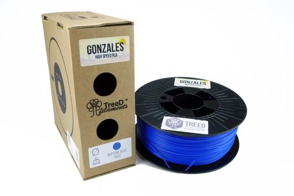 PLA Filament Wonderfil Gonzales Neptune Blue 1.75 mm