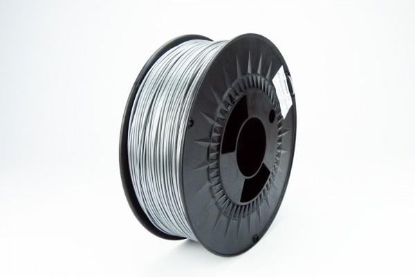 PLA Filament silberfarben 1.75 mm