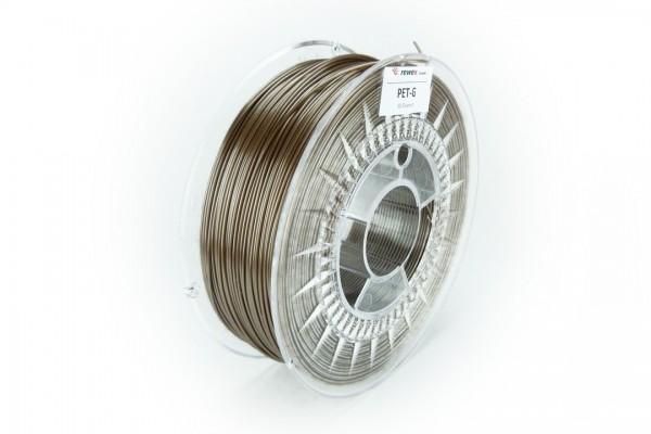PETG Filament 1.75 mm metallic perle