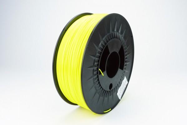 PLA Filament gelb 2.85 mm