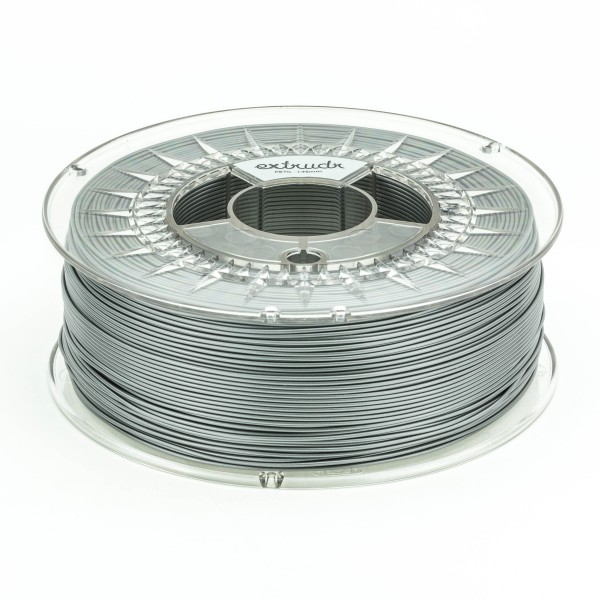 PETG Filament 1.75 mm silber RAL 9006
