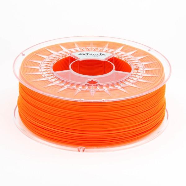 PETG Filament 1.75 mm neonorange RAL 2005 2,5 kg