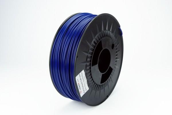 PLA Filament dunkelblau 2.85 mm