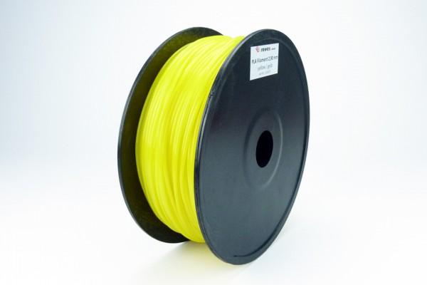 PLA Filament gelb 1.75 mm (RAL1023)