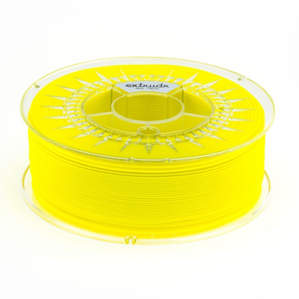PETG Filament 1.75 mm neongelb RAL 1026 2,5 kg