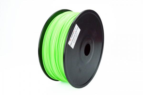 ABS Filament grün 2.85 mm