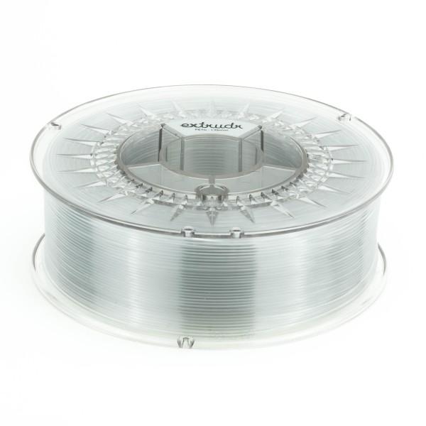 PETG Filament 1.75 mm transparent 2,5 kg
