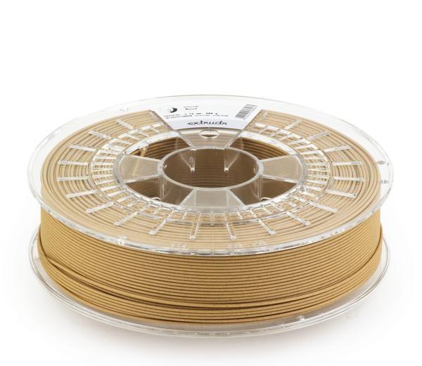 GreenTEC -Filament Wood natur (RAL1013) 1.75 mm