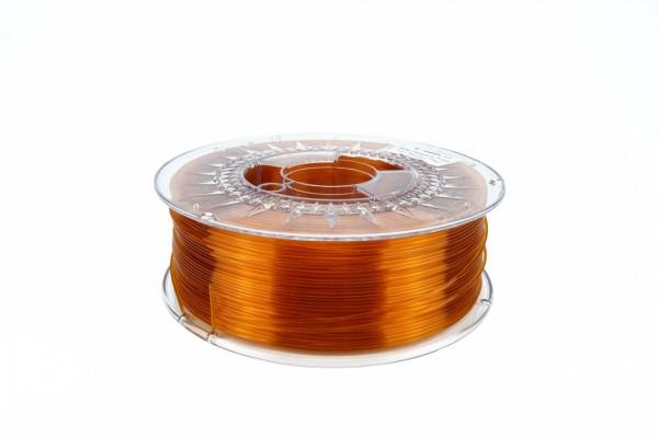 PETG Filament 2.85 mm orange transparent