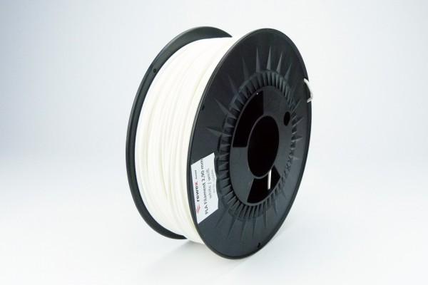PLA Filament weiß 2.85 mm 2,5 kg