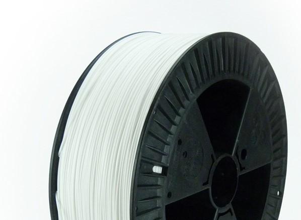 ABS Filament weiß 1.75 mm 2.3 kg