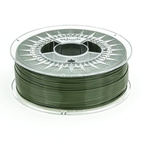 PETG Filament 1.75 mm militärgrün RAL 6003 2,5 kg