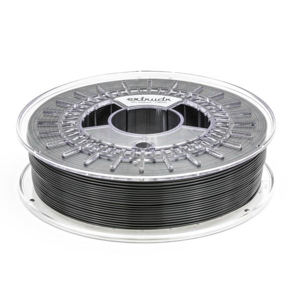 TPU-Filament FLEX SEMISOFT schwarz RAL 9017