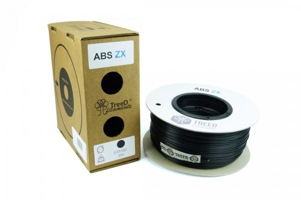 ABS Filament ZX tiefschwarz 1.75 mm