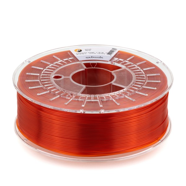 PETG Filament 1.75 mm orange transparent