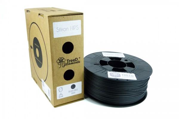 PS-Filament STIRON H.I.P.S. tiefschwarz 1.75 mm