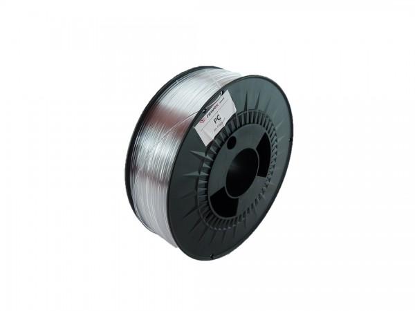 PC-Filament transparent 2.85 mm 2.3 kg