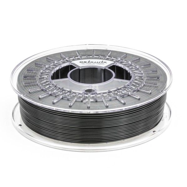 TPU-Filament FLEX MEDIUM schwarz RAL 9017