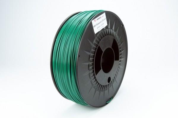 ABS Filament grün 1.75 mm