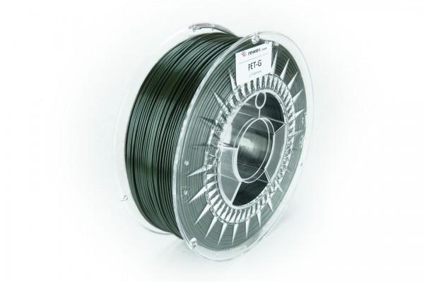 PETG Filament 1.75 mm metallic grün