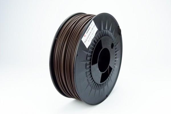PLA Filament 2.85 mm braun (RAL8007)