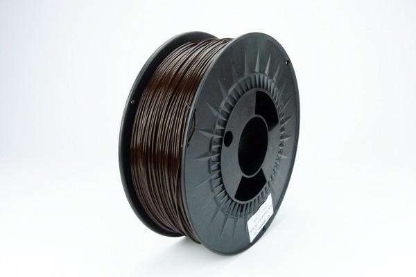 PLA Filament braun 1.75 mm