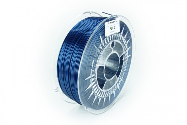 PETG Filament 1.75 mm metallic blau
