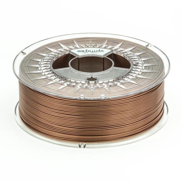 PETG Filament 1.75 mm kupfer RAL 8004