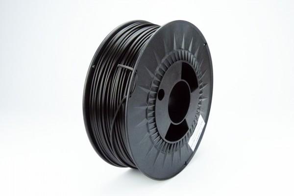 PLA Filament schwarz 2.85 mm 2,5 kg