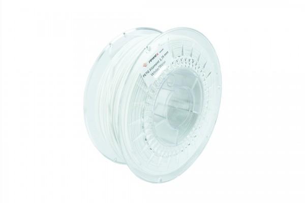PETG Filament 1.75 mm weiß 2,5 kg