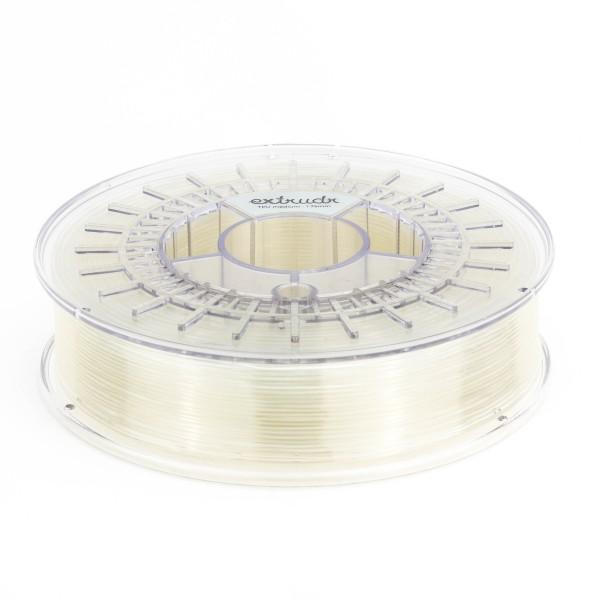 TPU-Filament FLEX MEDIUM transparent