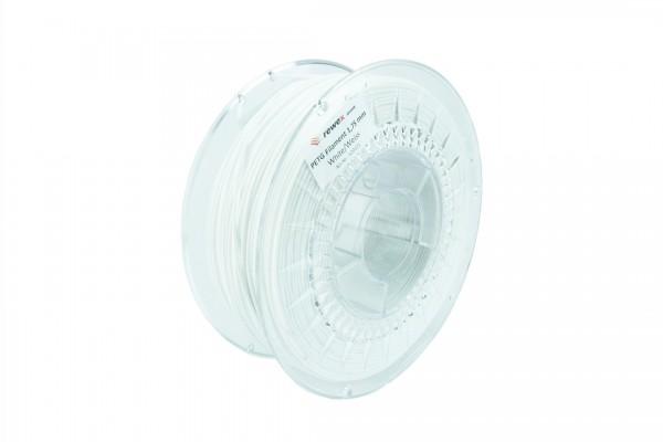 PETG Filament 1.75 mm weiß