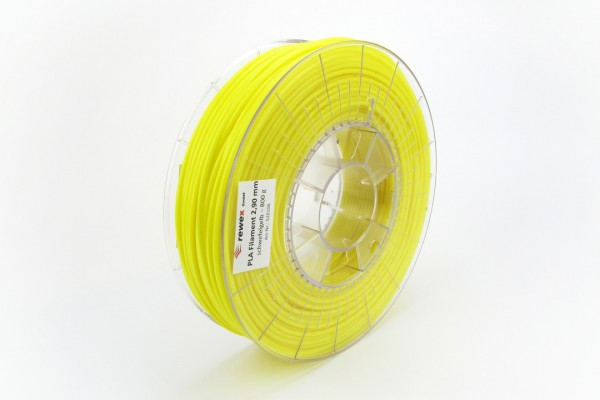 PLA Filament schwefelgelb RAL 1016 2.85 mm